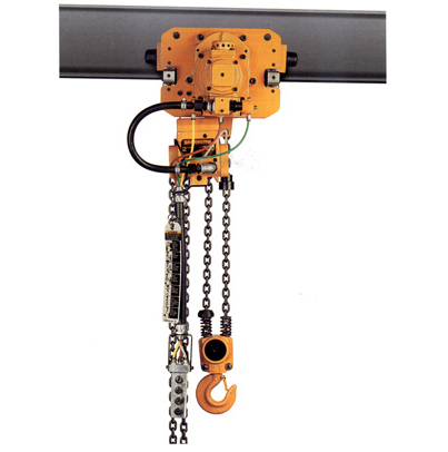 Air Powered Chain Hoist