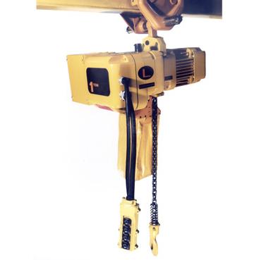 Electric Chain Hoist by David Round
