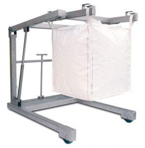 Stainless Steel Bulk Bag Carrier