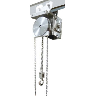 Stainless Steel Manual Chain Hoist