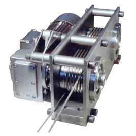Stainless Steel Industrial Traction Winch