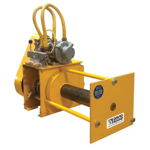 Industrial Air Winch – 202 Pneumatic Tugger