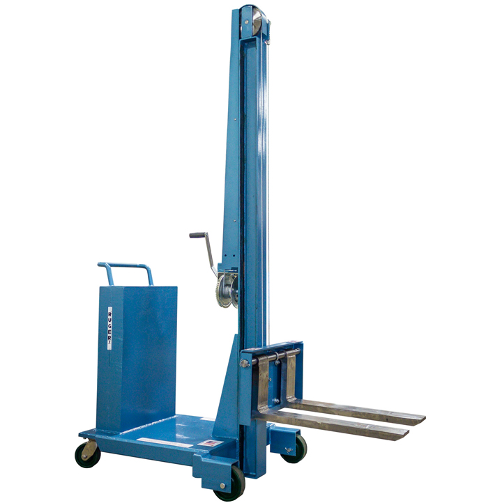 Counterbalance Stacker – Reverse Style