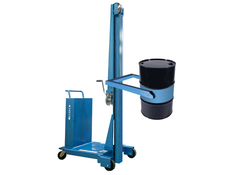 Ruger Manual Counter Balance Drum Handling,Stacker