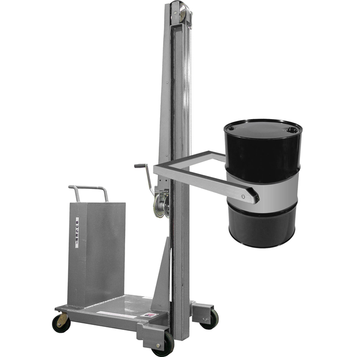 Stainless Steel Counterbalance Drum Stacker