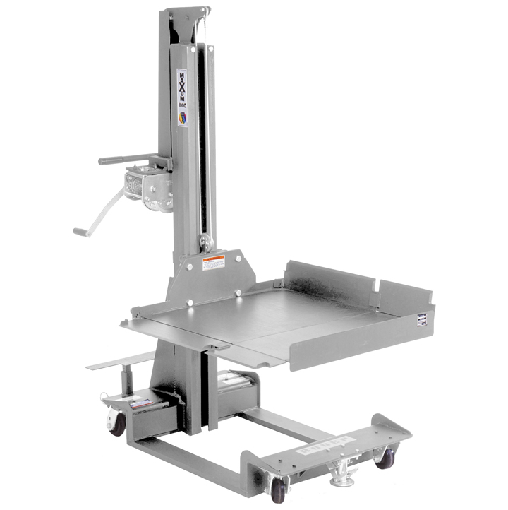 Stainless Steel Lift Table – Work Positioner