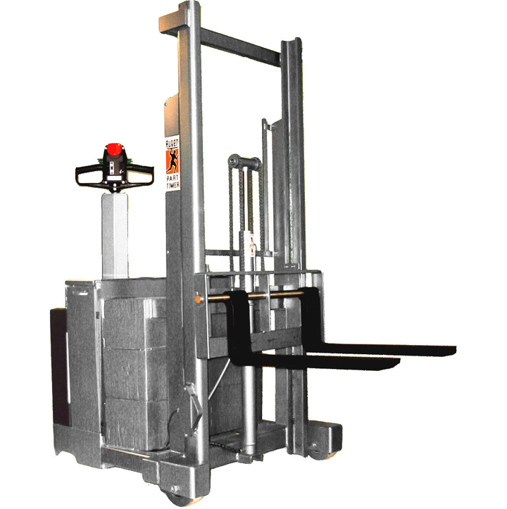 Stainless Steel Lift Truck – Counterbalance