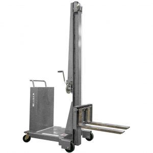Stainless Steel Counterbalance Lift Truck