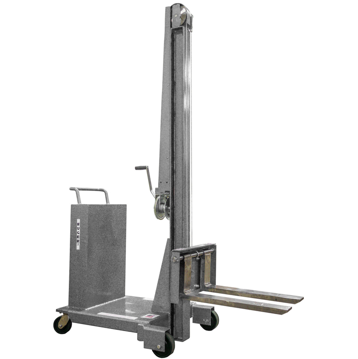 Stainless Steel Counterbalance Stacker