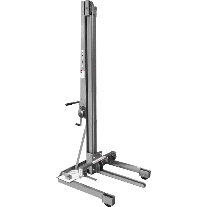 Stainless Steel Lift Truck – Stacker