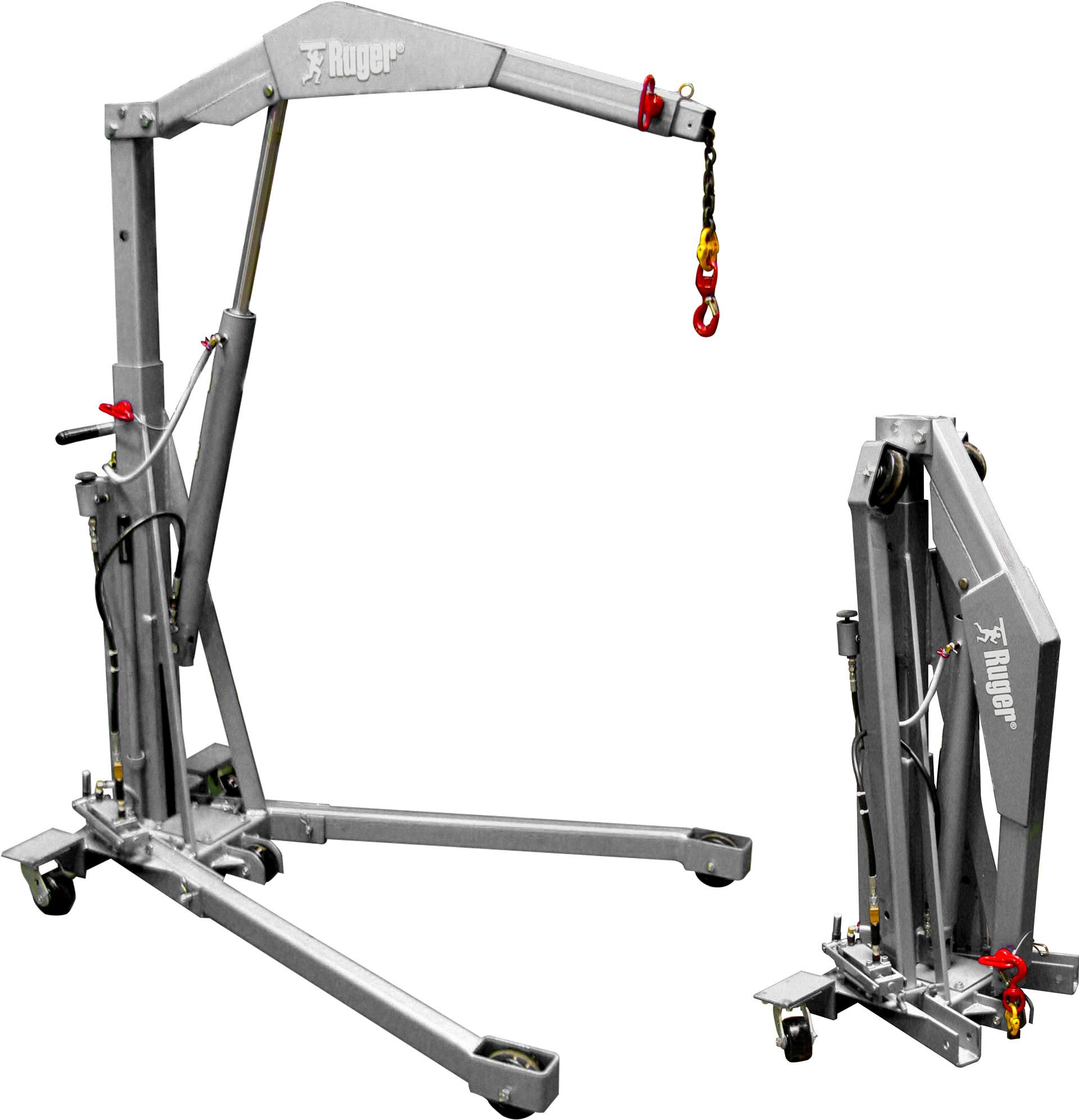 Manual Floor Cranes