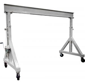 Stainless Steel Gantry Crane – Cleanroom