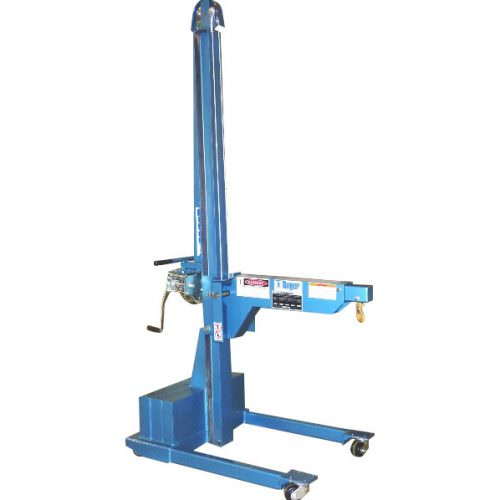 Vertical Lift Truck with Winch