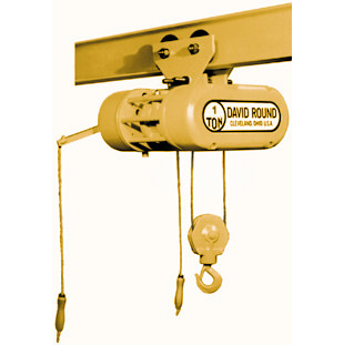 M55 Air Wire Rope Hoist – Pneumatic