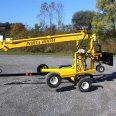 Portable Hydraulic Crane Loader Attachment