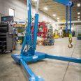 Floor Crane, Adjustable, Maneuverable by Ruger