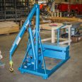 Counterbalance Hydraulic Crane for the Shop Floor