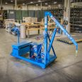Hydraulic Counterbalance Crane by Ruger
