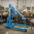 Standard Manual Floor Crane Straddle Type